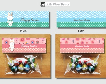 Personalized easter gifts etsy easter gift tag easter gift personalized easter gift easter class gift easter negle Choice Image