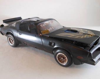Trans Am,Scale Model Car,Classicwrecks,Pontiac Firebird,Smokey and Bandit