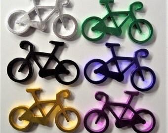 58*35mm. 1CT. Alloy Pendants, Bike Pendant, Bicycle , Choose color, P62