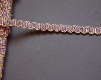 Golden Purple Trim