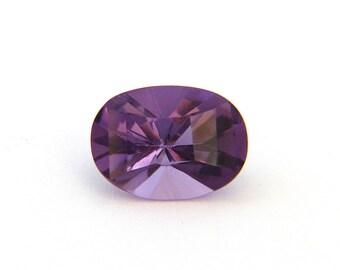 Amethyst Designer Gemstone 10.8x14.8x8.3 mm 6.5 carats Free Shipping