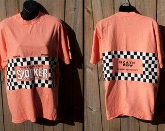 Vintage Shocker shirt 1989 - Wes Craven horror movie - Horace Pinker T-shirt - No More Mr. Nice Guy - HTF