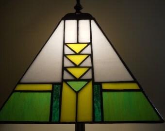 Prairie Style Lamp Shade 11x11x9