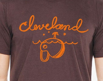 Cleveland Island Short Sleeve Shirt