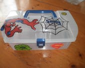 Spiderman  Superman Batman Superheroes Themed Gift Personalized Toy Boxes For On The Go