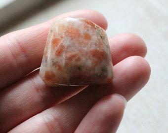 Sunstone Large Tumbled Stone #80476
