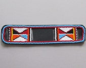 Maasai Beaded Watch Strap KWB 26