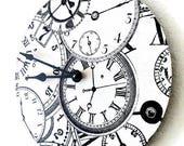Alice aIn Wonderland Clock, Unique Wall Clock,   Home and Living, Unique Decor, Decor and Housewares, Unique Gift Idea