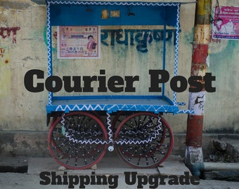 UPGRADE SHIPPING to Courier Post DHL or FedEX