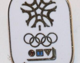 Calgary Olympic Pin