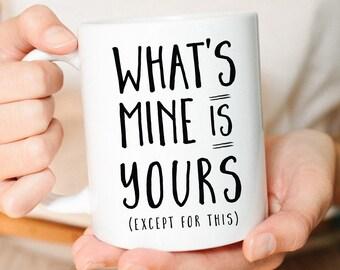 funny mug, Valentines Gift, Valentines Mug, Wife Mug, husband gift, wife gift, Funny wedding gift, Wedding present, Anniversary Gift