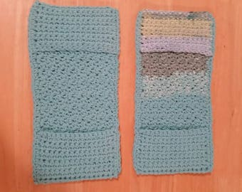 2 Crochet Swiffer Covers