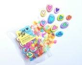 Sweethearts - Lucky Dip! - 10 rocks
