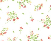 SALE Sundrops in White by Corey Yoder for Moda - One Yard - 29010 11