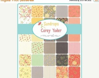 On Sale Sundrops Fat Eighth Bundle by Corey Yoder for Moda - One Bundle - 29010F8