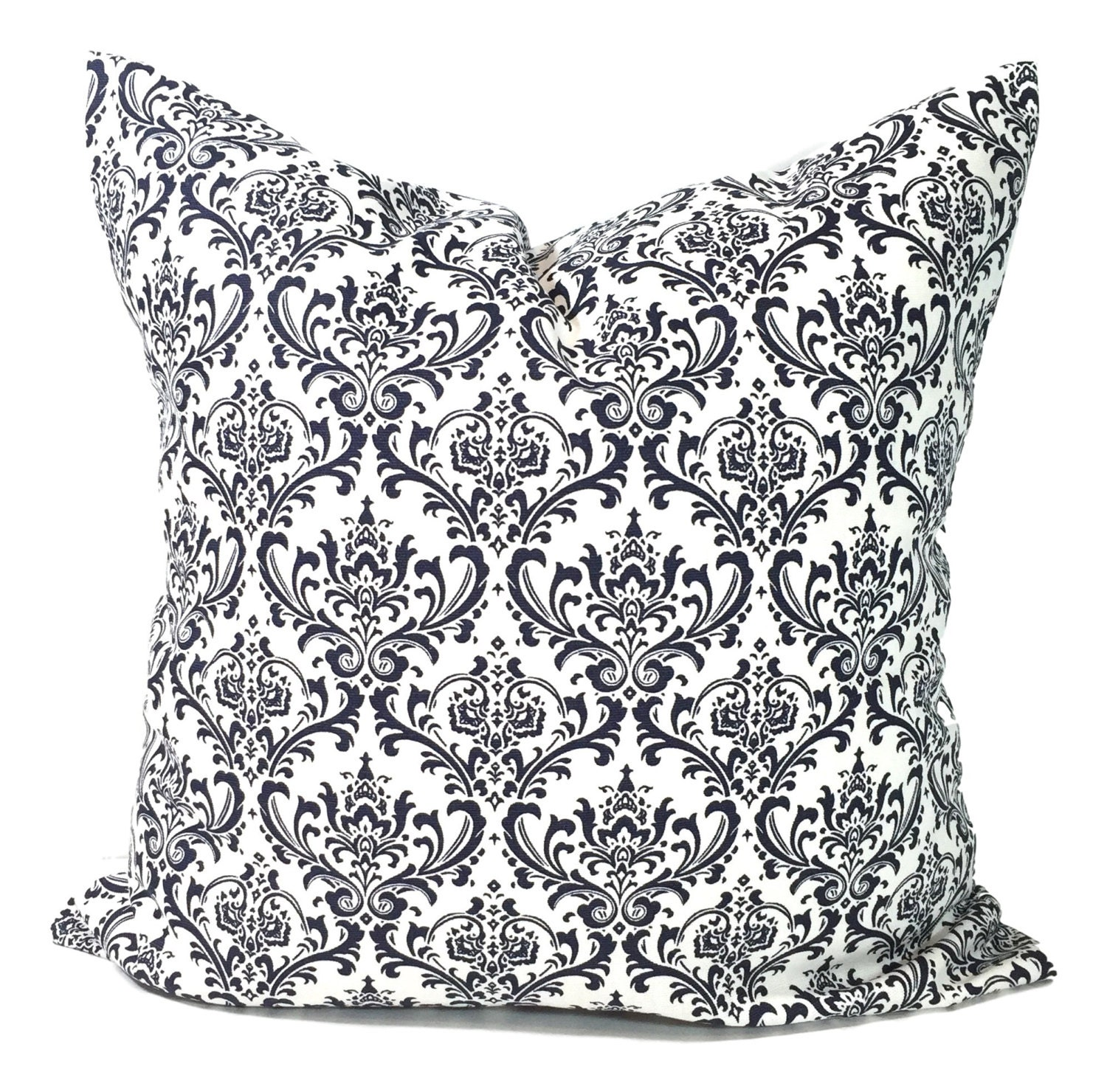 Decorative Pillows Navy : Navy Blue Pillows Decorative.Pillow Cover Blue Pillow Navy
