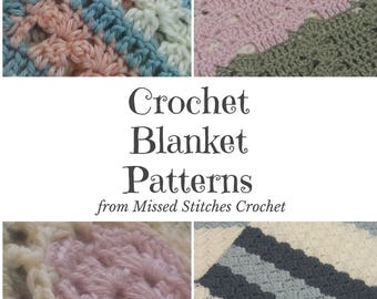 eBook of Crochet Patterns From Missed Stitches Crochet