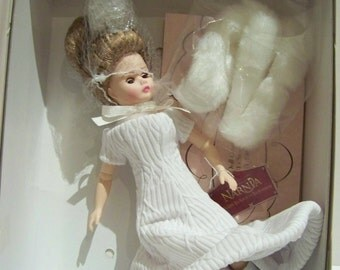 White Witch Narnia doll 10 in Madame Alexander MIB