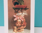 This Cat is Ready for St Patricks Day Card