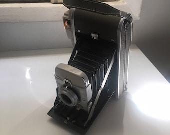 Vintage Polaroid Camera with Bellows – Decor / Book End
