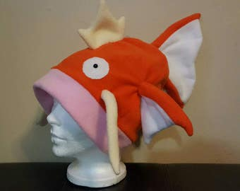 This Listing is for KARA KEOUGH: Magikarp Inspired Hat