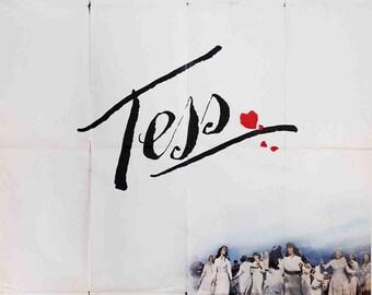 Tess (FOLDED)-1980 Poster