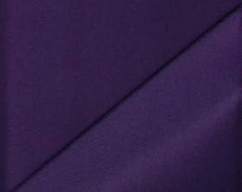 8.75 Yards Camira Upholstery Fabric Blazer Wool in Collingwood Dark Purple CUZ-27 (AD)