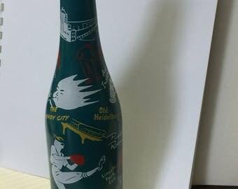 Fantastic ABCB Convention Bottle With Original Cap, Chicago, 1954