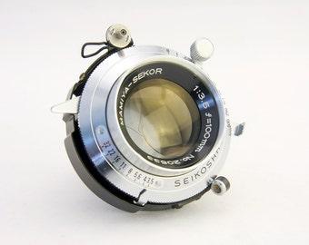 Mamiya Sekor f/3.5 100mm Lens