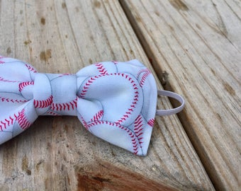 "The ""Babe Ruth"" - Baseball Bow tie"