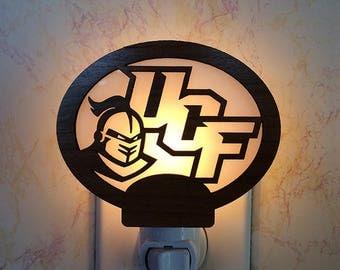 UCF Knights Night Light