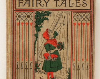 Grimm's Fairy Tales in Words of One Syllable 1901