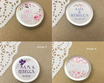 Lip Balm Favors-Personalised lip balm-Lip Balm favour-Lip Balm gift-Lip Balm bride to be-Custom Lip Balm-Wedding Favours-Hen Party Lip Balm