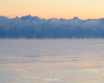 Sunrise at twilight 2017, fine art photography