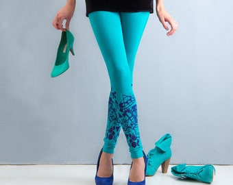 Emerald City - leggings
