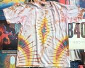 90s tie dye lion king tshirt