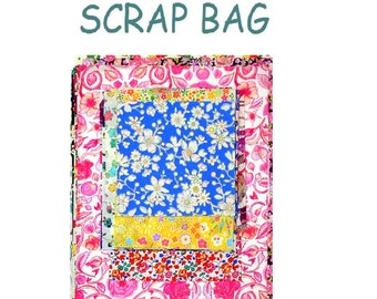 Liberty Fabric Scrap Pack 40 Piece Ideal for Sewing Patchwork Quilting Crafts Floral Mixed Patterns Liberty of London Cotton Tana Lawn