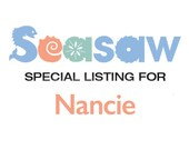 Special listing for Nancie