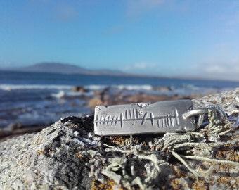 Anam Cara Soul Friend Pendant by Ruairí O'Neill