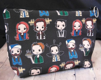 Supernatural Zipper Pouch