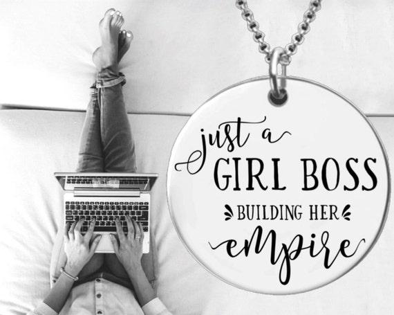 Promotion Gift | Entrepreneur Gift | Gift for Promotion | Girl Boss | Lady Boss | Korena Loves