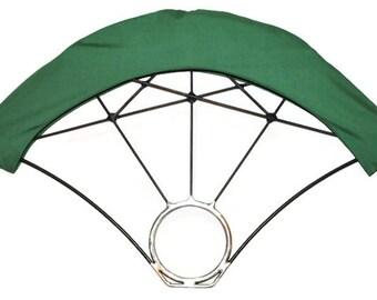 HYBRID FANS ONLY Dark Green - Single Fire Fan Wick Cover