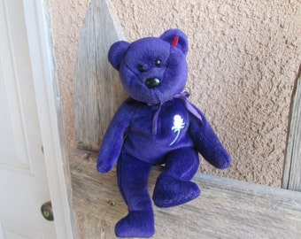 1997 TY Princess Beanie Babies Bear