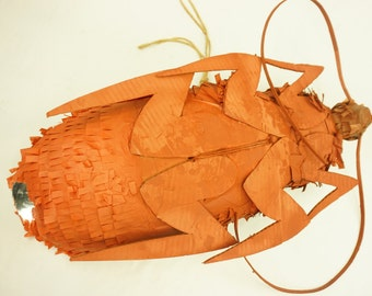 Big Cockroach Pinata | Household pest | Despicable Pinatas | Fun Party Game | Party Decor | Kids Party | Insect Pinatas | Nature Party