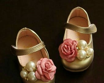 Fancy Baby girls' shoes | Toddler girl shoes| Infant girls' shoes