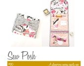 PRINTED COPY - Sew Posh Sewing Supply Case