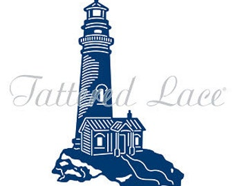 Tattered Lace Die Lighthouse ETL442