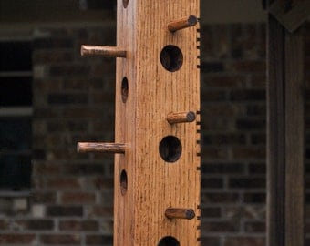 Red Oak Suet bird feeder