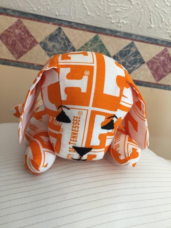 Softie, Toy Dog, Sleepy UT Puppy, Big Orange, Rocky Top, Baby Gift ...