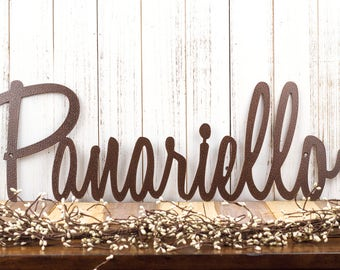Metal Name Sign   Name Sign   Metal Sign   Family Name Sign   Custom Name Sign   Personalized Sign   Last Name Sign   Custom Metal Sign